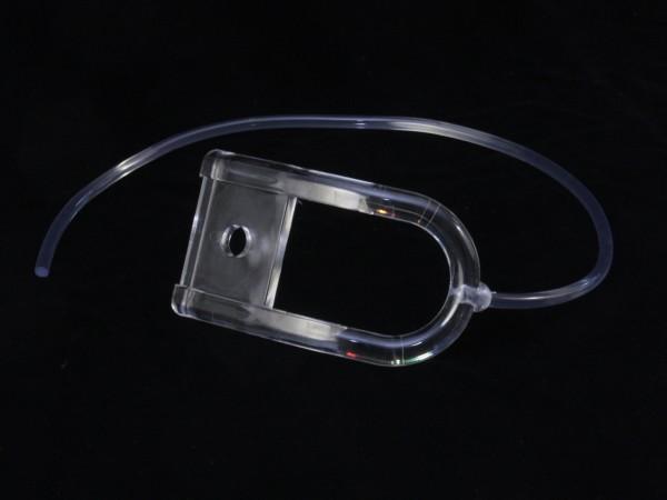 Zubehör Verschlussplatte mit Schrittband